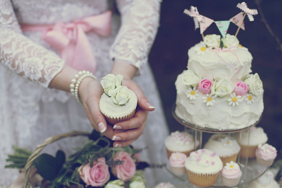 Vintage Wedding Tea Party Preview