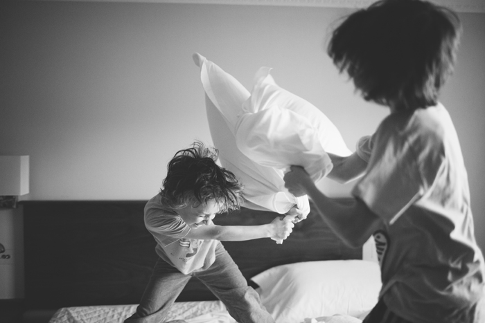 pillow single parents An exercise in personal power for kidsit's a pillow fight so not much structure is required however, you (the parent) should come ready to.