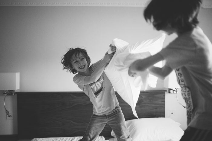 ON MY PARENTS' ISLAND – PILLOW FIGHT | xanthe berkeley ...